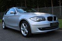 2008 BMW 1 SERIES 2.0 118D EDITION ES 3d 141 BHP £6000.00