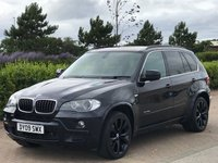 2009 BMW X5 3.0 XDRIVE30D M SPORT 5d AUTO 232 BHP £12495.00
