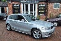 2006 BMW 1 SERIES 2.0 118I SPORT 5d AUTO 128 BHP £3795.00