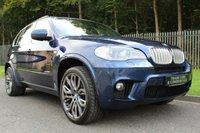 2011 BMW X5 4.4 XDRIVE50I M SPORT 5d AUTO 402 BHP £20000.00