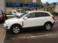 USED 2012 62 VAUXHALL ANTARA 2.2 EXCLUSIV CDTI 2WD S/S 5d 161 BHP ONLY 2 OWNERS FROM NEW