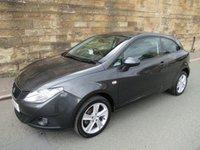 2011 SEAT IBIZA 1.4 SPORT 3d 85 BHP £4410.00