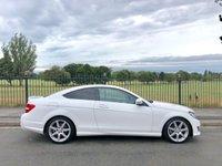 2014 MERCEDES-BENZ C CLASS 2.1 C250 CDI AMG SPORT EDITION PREMIUM PLUS 2d AUTO 202 BHP £13995.00