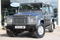 2013 LAND ROVER DEFENDER 2.2 TD XS STATION WAGON 1d 122 BHP £33000.00