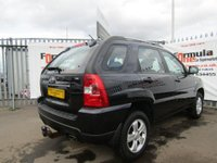 USED 2010 10 KIA SPORTAGE 2.0 XE 2WD 5dr 2 LADY OWNERS+FULL MOT