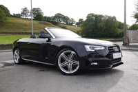 USED 2014 14 AUDI A5 2.0 TDI S LINE SPECIAL EDITION START/STOP 2d 148 BHP HEATED SEATS AND AIR SCARF