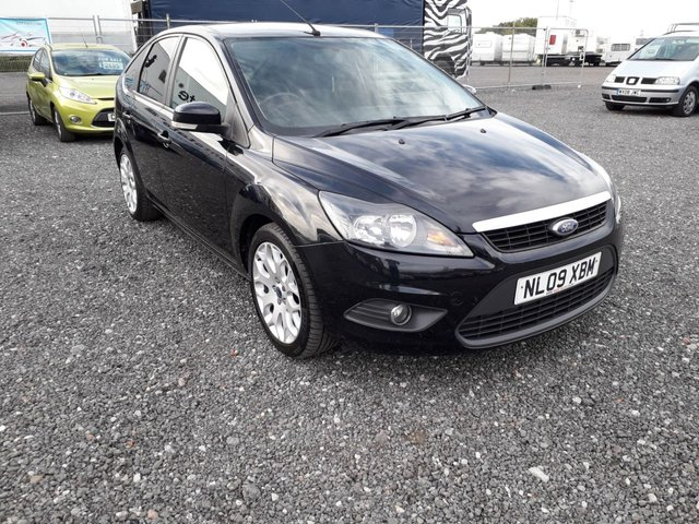 2009 09 FORD FOCUS 1.6 STYLE TDCI 5d 107 BHP