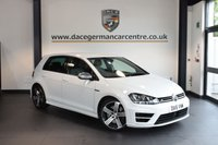 USED 2016 16 VOLKSWAGEN GOLF 2.0 R DSG 5DR AUTO 298 BHP + FULL VW SERVICE HISTORY + 1 OWNER FROM NEW + BLUETOOTH + XENON LIGHTS + SPORT SEATS + DAB RADIO + CRUISE CONTROL + HEATED MIRRORS + PARKING SENSORS + 18 INCH ALLOY WHEELS +