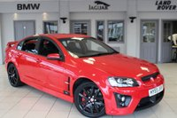 USED 2009 59 VAUXHALL VXR8 6.2 VXR8 4d AUTO 430 BHP HALF BLACK LEATHER SPORT SEATS + FULL SERVICE HISTORY + 19 INCH ALLOYS + CRUISE CONTROL + REAR PARKING SENSORS +  AUTOMATIC AIR CONDITIONING + FRONT ELECTRIC SEATS
