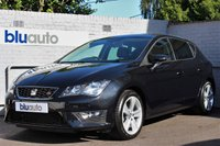 2013 SEAT LEON 2.0 TDI FR 5d 150 BHP £10980.00