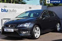 USED 2013 13 SEAT LEON 2.0 TDI FR 5d 150 BHP Low Running Costs, Parking Sensors, Part Leather Sport Seats, Cruise Control