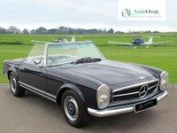 USED 1970 MERCEDES-BENZ SL 2.8 280 SL 2d AUTO