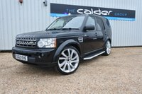 2010 LAND ROVER DISCOVERY 4 3.0 4 TDV6 GS 5d AUTO 245 BHP £16991.00