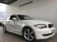 2010 BMW 1 SERIES 2.0 116I SPORT 3d 121 BHP £5495.00