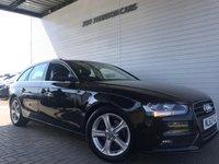 2012 AUDI A4 2.0 AVANT TDI SE TECHNIK 5d 134 BHP £8495.00