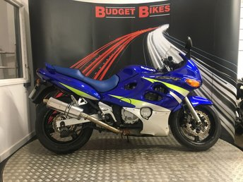 View our SUZUKI GSX600
