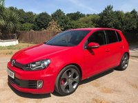 2009 VOLKSWAGEN GOLF 2.0 GTI 5d 210 BHP £SOLD