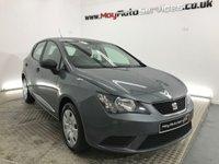 2016 SEAT IBIZA 1.0 S 5d 74 BHP £7450.00