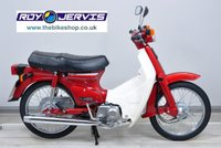USED 1998 HONDA C90 CUB  STUNNING UNRESTORED C90 - ONLY 3100 MILES FROM NEW!