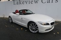 2011 BMW Z4 2.5 Z4 SDRIVE23I HIGHLINE EDITION 2d 201 BHP £12469.00