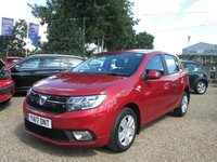USED 2017 17 DACIA SANDERO 0.9 LAUREATE TCE 5d 90 BHP LED DAYTIME RUNNING LIGHTS