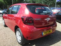 USED 2017 17 DACIA SANDERO 0.9 LAUREATE TCE 5d 90 BHP BUY NOW - PAY 2019
