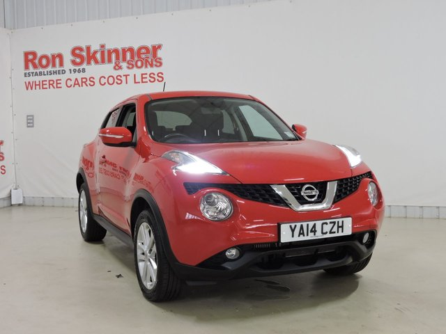 View our 2014 14 NISSAN JUKE (30)    1.5 ACENTA DCI 5d 110 BHP