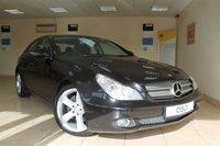 2010 MERCEDES-BENZ CLS CLASS 3.0 CLS350 CDI 4d AUTO 222 BHP £8450.00