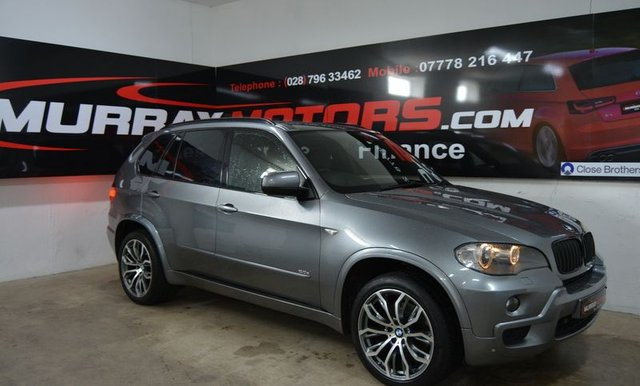 View our BMW X5