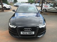 USED 2012 12 AUDI A6 2.0 AVANT TDI S LINE 5d 175 BHP BUY NOW - PAY 2019  WITH MOTONOVO