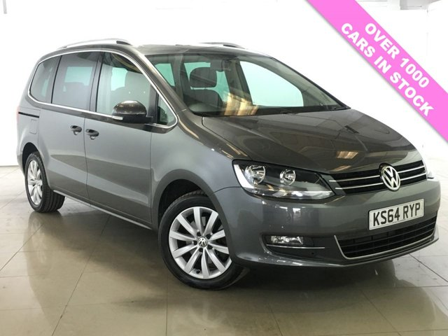 View our 2014 64 VOLKSWAGEN SHARAN 2.0 SEL TDI 5d 142 BHP
