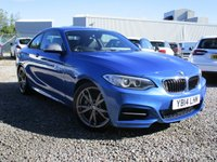 USED 2014 14 BMW 2 SERIES 3.0 M235I 2d 322 BHP