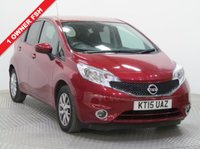 USED 2015 15 NISSAN NOTE 1.5 DCI ACENTA PREMIUM 5d 90 BHP 1 Owner, Full Service History and this stunning Nissan Note also comes with a fantastic spec including Sat Nav, Parking Sensors, Privacy Glass, Alloys, Air Conditioning, Bluetooth, £0 Road Fund Licence. Free Warranty. Nationwide Delivery Available. Finance Available at 9.9% APR Representative.
