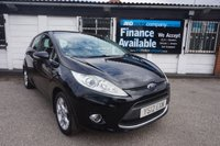 2012 FORD FIESTA 1.2 ZETEC 5d 81 BHP, FSH-BLUETOOTH-ALLOYS £5390.00