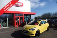 USED 2015 65 VAUXHALL CORSA 1.4 SRI VX-LINE S/S 3d 99 BHP ****12 months warranty****