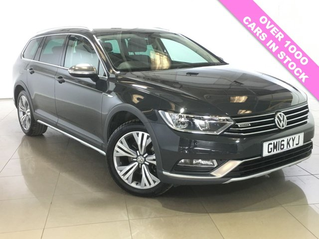 View our 2016 16 VOLKSWAGEN PASSAT 2.0 ALLTRACK TDI BLUEMOTION TECH NAV 4MOTION DSG 5d AUTO 188 BHP