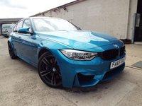 USED 2016 65 BMW M3 3.0 M3 4d AUTO 426 BHP SUPER LOW MILEAGE