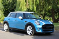 2016 MINI HATCH COOPER 1.5 COOPER 5d AUTO 134 BHP £15690.00