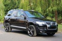 2010 VOLKSWAGEN TOUAREG 3.0 V6 ALTITUDE TDI 5d AUTO 240 BHP £13990.00