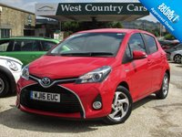 USED 2016 16 TOYOTA YARIS 1.5 VVT-I ICON M-DRIVE S 5d AUTO 73 BHP Well Equipped Hybrid Yaris