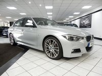 USED 2016 16 BMW 3 SERIES 3.0 340I M SPORT AUTO     1 OWNER NAV VAT Q LED LIGHTS