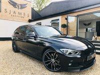 2017 BMW 3 SERIES 3.0 330D M SPORT TOURING 5d AUTO 255 BHP £24490.00