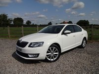 2013 SKODA OCTAVIA 1.4 ELEGANCE TSI DSG 5d AUTO 139 BHP £SOLD
