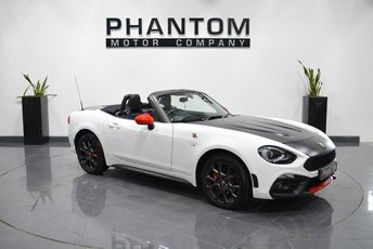 2016 ABARTH 124 1.4 SPIDER MULTIAIR 2d 168 BHP £20990.00