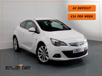 2013 VAUXHALL ASTRA 1.4 GTC SRI 3d AUTO 138 BHP £7392.00