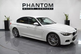2015 BMW 3 SERIES 3.0 330D M SPORT 4d AUTO 255 BHP £18490.00