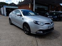 USED 2012 12 MG 6 1.8 TSE GT 5d 160 BHP PART EX TO CLEAR,LEATHER,HEATED SEATS,PARKING SENSORS