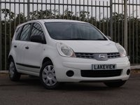 2008 NISSAN NOTE 1.4 VISIA PLUS 5d 88 BHP