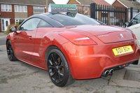 USED 2011 11 PEUGEOT RCZ 1.6 THP GT 2d 156 BHP