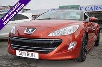 2011 PEUGEOT RCZ 1.6 THP GT 2d 156 BHP £6995.00